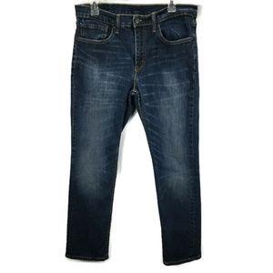 LEVI'S Men's 511 34x30 Slim Fit Medium Wash